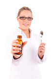 Syrup Stock Photo