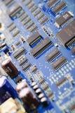 système électronique de panneau Image stock