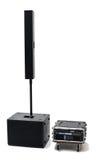 Système acoustique Image libre de droits
