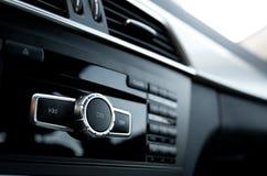 Système audio de véhicule Photos libres de droits