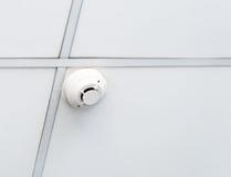 Système d'alarme d'incendie Photographie stock libre de droits