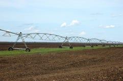 Système d'irrigation de l'eau Image libre de droits