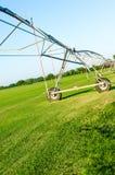 Système d'irrigation pour des cultures photo stock