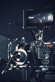 Système d'une caméra vidéo Photo libre de droits