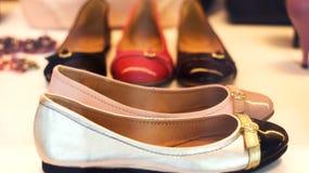 Système de chaussure Photo libre de droits