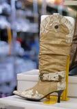 Système de chaussures photographie stock