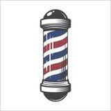 Système de coiffeur Pôle Images libres de droits