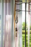 Système de compte-gouttes dans l'hôpital, baisse photographie stock