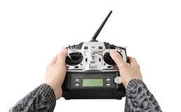 Système de contrôle par radio Image libre de droits