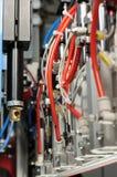 Système de contrôle pneumatique photo libre de droits
