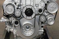 Système de courroie d'engine Photographie stock libre de droits