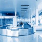 Système de criblage de rayon X d'aéroport Image libre de droits