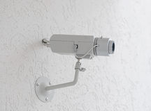 Système de degré de sécurité de caméra vidéo Image libre de droits