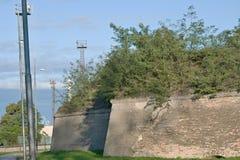 Système de fortification de rno de ¡ de Komà photo stock