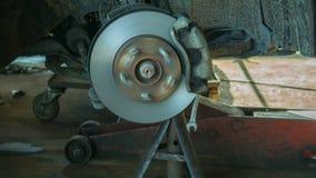 Système de frein à disque Image stock
