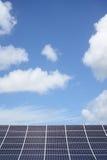 Système de génération de lumière du soleil Photo stock