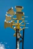 Système de haut-parleur Photographie stock libre de droits