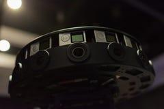 Système de l'installation 360 VR de Multi-appareil-photo Image stock