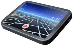 Système de navigation Illustration Stock