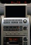 Système de navigation de véhicule de GPS Photos libres de droits