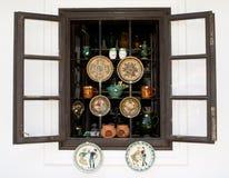 Système de poterie Photos stock