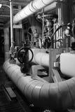 Système de refroidissement industriel image libre de droits