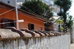 Système de sécurité à la maison au Brésil Photos stock