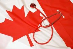 Système de santé de Candaian Image stock