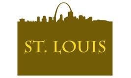 Système de St Louis Photos stock