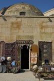 Système de touristes, Bakou. Images stock