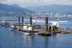 Système de transport de Vancouver Photos libres de droits