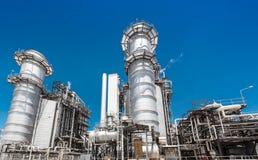 Système de tuyau de centrale électrique photos stock