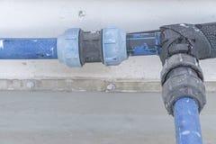 Système de tuyau de climatisation Photo libre de droits
