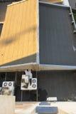 Système de ventilation Photographie stock
