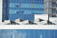 Système de ventilation industriel Photographie stock libre de droits