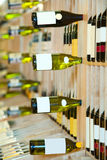 Système de vin Photographie stock libre de droits