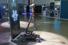 Système du Multi-appareil-photo 360 VR Photo libre de droits