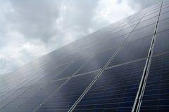 Système photovoltaïque Image stock