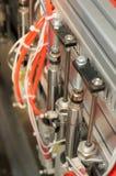 Système pneumatique photographie stock libre de droits