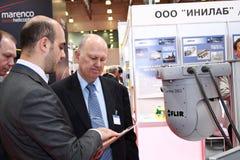 Systèmes aéroportés gyrostabilisés d'appareil-photo Photo stock