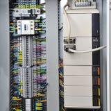 Systèmes de contrôle de l'électronique Image stock