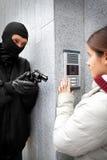 Systèmes de sécurité Images stock