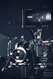 System av en videokamera Royaltyfri Foto