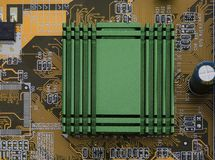 System board Royalty Free Stock Image