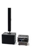 system dźwiękowy Zdjęcia Royalty Free