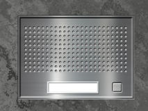 system för dörrtillträde Fotografering för Bildbyråer