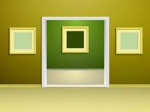system för gallerimultimediabild Royaltyfri Foto