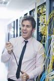 system för läge för server för failnätverkslokal Royaltyfri Bild