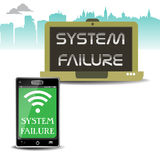 System failure Stock Images