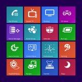 System icons || Set IV Stock Photography